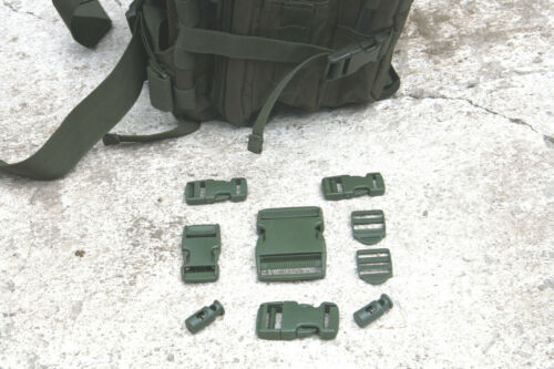 US ASSAULT PACK RUCKSACK LARGE 50L 30L ARMEE OUTDOOR TASCHE BW COOPER REISE OLIV