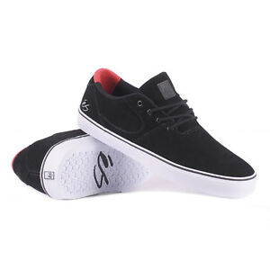 eS-Shoes-Accel-SQ-Black-FREE-POST-New-Footwear-Skateboard-Sneakers