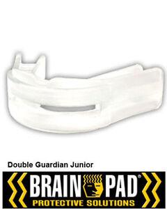 Brain Pad Mundschutz Double Guardian Junior - Kinderzahnschutz