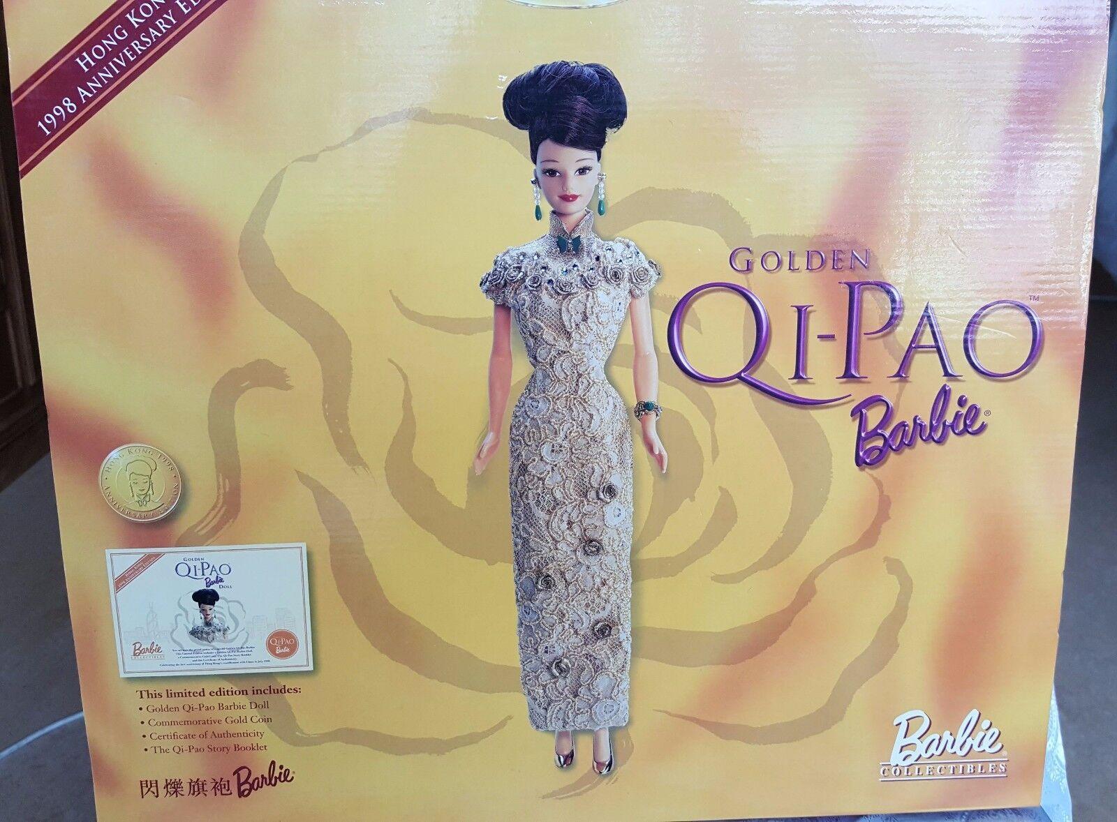 Barbie Qolden Qi-Pao Anniversary Ausgabe - NRFB