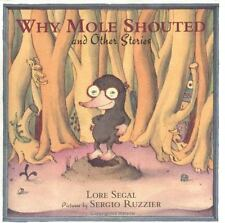 Why Mole Shouted and Other Stories-ExLibrary
