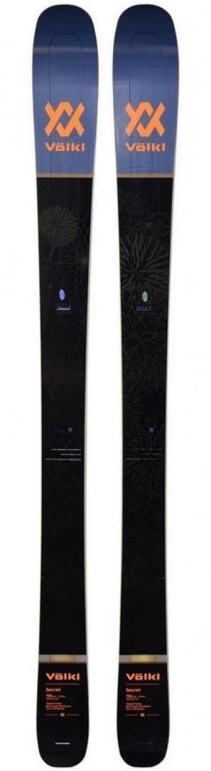 Volkl Secret 170cm ladies snow skis (Binding choices available to add) NEW 2019