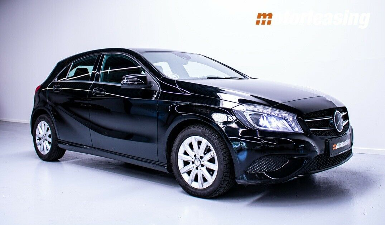 Mercedes A180 1,8 CDi Style aut. 5d - 1.600 kr.