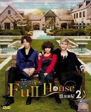 FULL HOUSE TAKE 2  Korean Tv Series  DVD _English Sub _Region 0 _ Hwang Jung-eum