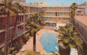Image Is Loading El Segundo California Lax Airport Hacienda Hotel Vintage