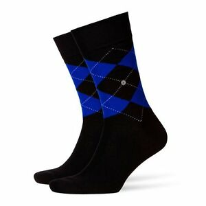 Discount-30-Burlington-Neon-King-21070-Sock-Short-Tights-Rhombus-Cotton-Chess