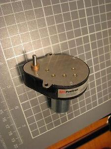 Getriebemotor Escap 3000:1 3-22Volt