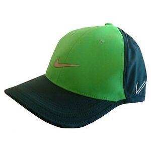 NIKE Golf UltraLight Tour Cap VAPOR RZN Color  Lightt Green ... 50ca0eec5bb