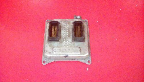 VAUXHALL ASTRA H MK5 ZAFIRA B 1.8 16V Z18XER ENGINE ECU TECH2 RESET 12992406 XU