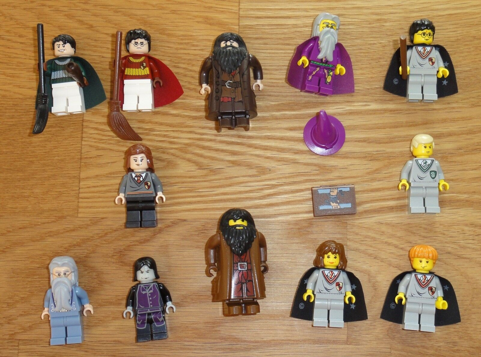 LEGO ® Harry Potter 12 personaggi WYSIWYG