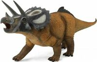 Huge Triceratops Replica 88559 27 Long Jurassic Free Ship/usa Collecta