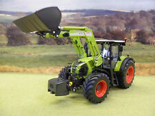 WIKING CLAAS 650 ARION TRACTOR & LOADER 1/32 7325 *BOXED & NEW*