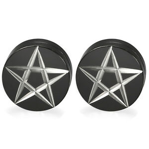 2pcs-Stainless-Steel-Star-Non-Piercing-Clip-On-Stud-Earrings-For-Men-Women-Gift