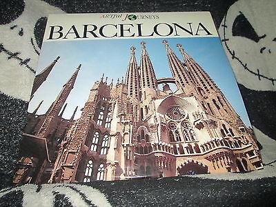 Aktiv Barcelona Laserdisc Ld Artful Journeys Gratis Versand $30 Orders Attraktives Aussehen