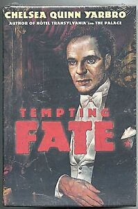 Saint Germain 5 Tempting Fate Chelsea Quinn Yarbro Stealth Press Hc W Dj 9781588810250 Ebay