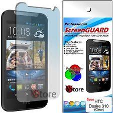 5 Pellicola Per HTC Desire 310 Proteggi Salva Schermo Display LCD Pellicole