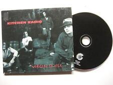 "KITCHEN RADIO ""VIRGIN SMILE"" - CD - DIGI PACK"