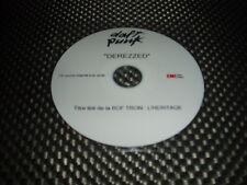 "Daft punk rare cd single promo france""derezzed"" bof ""tron l'héritage"""