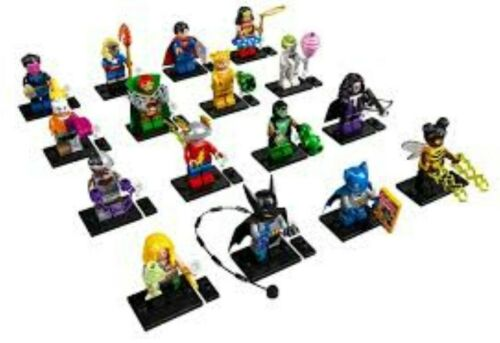 Lego DC Comics Minifigures Complete Set