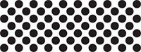 [67x] .25in Black Camera Dots Webcam Lens And Led Light Covers Private Stickers