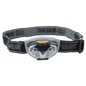 1X-Ultra-Lampe-Frontale-Brillant-3-Mode-Etanche-6-LED-velo-Bicycle-Randonnee-GH