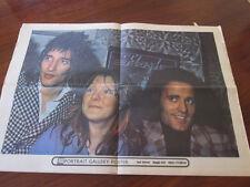 Disc 3/3/73 Rolling Stones Jeff Lynne ELO Rod Stewart Supremes