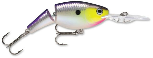 Rapala JSR05 Jointed Shad Rap 05 Deep Diving Crankbait Bass Fishing Lure
