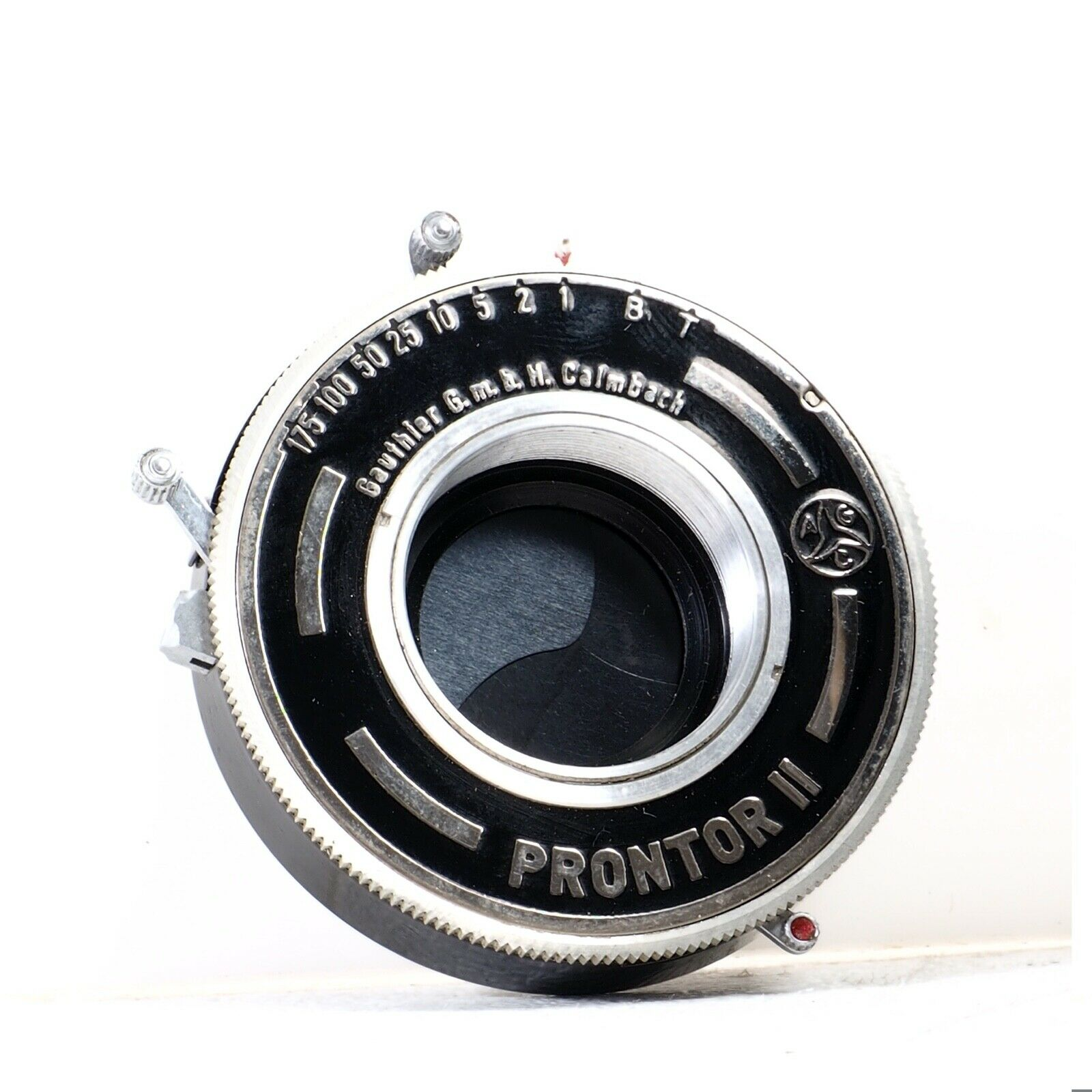 ^ New Old Stock Prontor II Lens Shutter [Would fit a Wirgin Edinex No Issue]