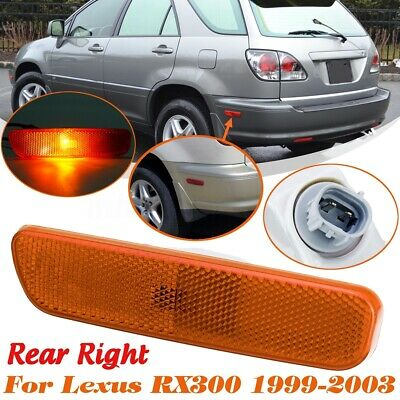 New Replacement REAR Side Marker Light Lamp RH FOR 1999-03 LEXUS RX300