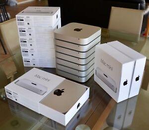 2014 Apple Mac mini 1.4 or 2.6 i5 or 3.0 i7 | 8, 16GB RAM | 256GB SSD or 1TB HDD