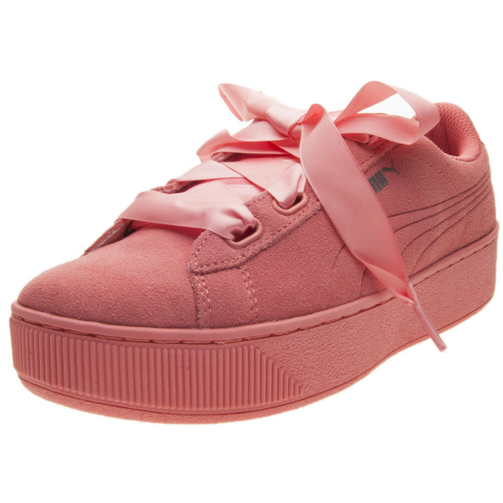 Chaussures Puma Ronald Platform Bande S 366418-03 Rose