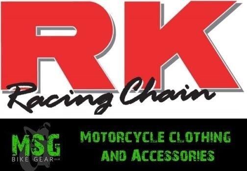 RK 520 Motorrad Qualität Kette - Kettenglied Optionen