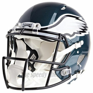 PHILADELPHIA-EAGLES-RIDDELL-NFL-FULL-SIZE-AUTHENTIC-SPEED-FOOTBALL-HELMET