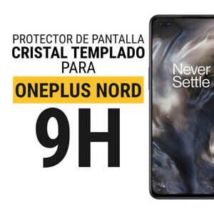 Sentete® OnePlus Nord Protector de Pantalla Cristal Templado PREMIUM
