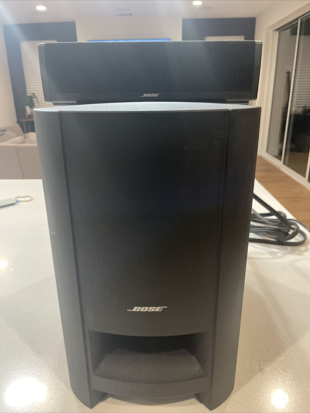 🔥 Bose CineMate 10 Speaker Subwoofer Surround sound. Buy it now for 209.95