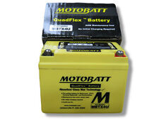 MOTOBATT BATTERIA MBTX4U 4,7AH MOTO SCOOTER 12V APRILIA Scarabeo 50 (00-03)50CC