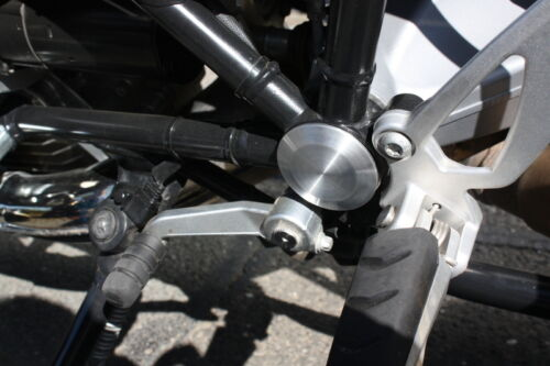 ST Schwingenlager Abdeckung Set Links /& rechts  für BMW R 1200 R S