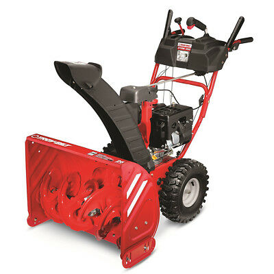 Troy-Bilt Storm 2625 26 in. 2-Stage Snow Thrower 31BM6CP3766 new