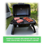 Gasmate-Gas-BBQ-Grill-with-Cooking-Plates-Lid-Portable-Picnic-Camping-Barbecue thumbnail 3
