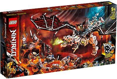 LEGO® NINJAGO® 71721 NEU /& OVP Drache des Totenkopfmagiers