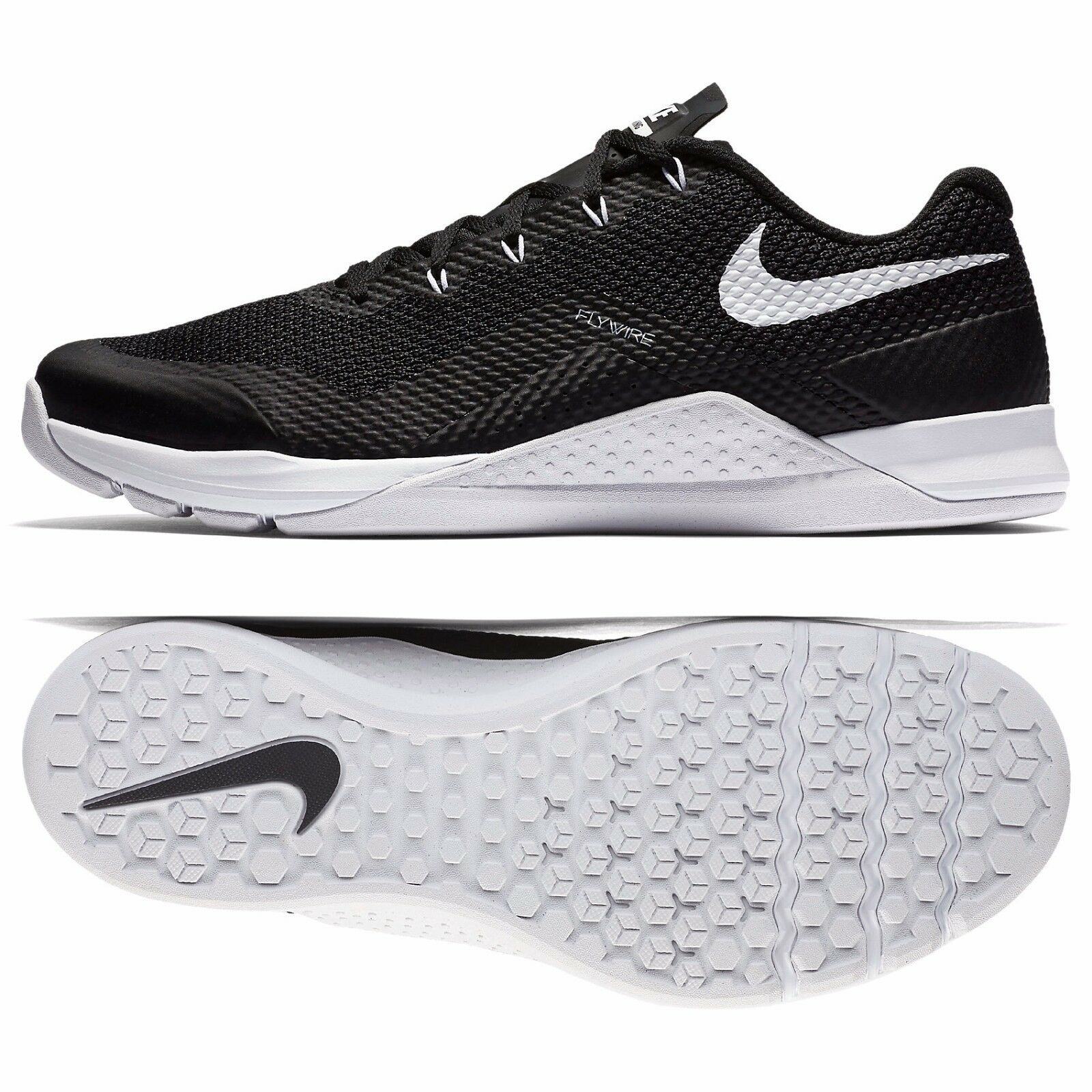 Nike Metcon Repper DSX 898048-002 Black/White Men's Training Shoes Sz 9.5