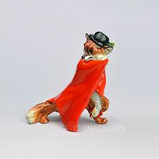 VERY RARE ROYAL DOULTON 'CHARACTER FOX WITH STOLEN GOOSE' HN1102