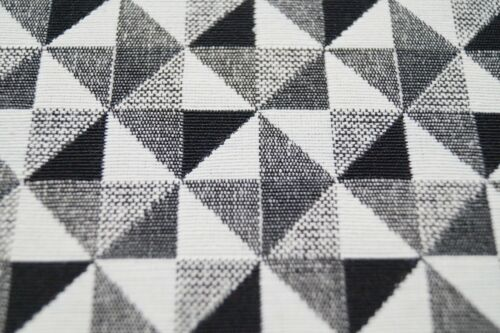 Holland B/&W Luxury Tapestry Fabric Curtain Upholstery Sofa Cushion Material