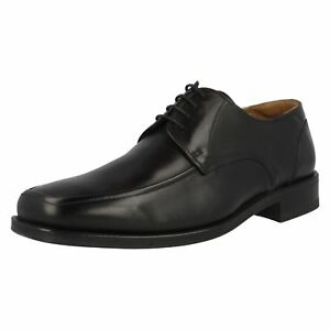 Noires À Lacets Sussex Cuir Loake Homme Carré Élégantes Chaussures Doigts a0pqC