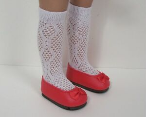 """Debs BLACK Saddle CF Doll Shoes For Dianna Effner 13/"""" Vinyl Little Darling"""