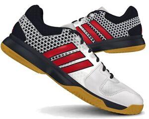 bester Lieferant großer Rabatt schönes Design Details zu Adidas Ligra 4 AF5247 Hallenschuhe Herren Volleyball Handball  Sport gr 48 49 1/3
