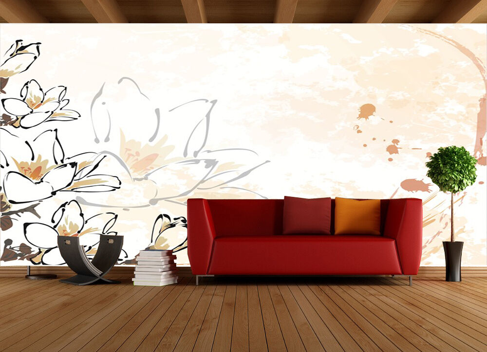 3D Graffiti Sketch 1679 Paper Wall Print Decal Wall Wall Murals AJ WALLPAPER GB
