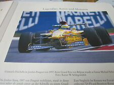 Formel 1 Archiv 2 Autos Motoren 2058 MacLanren MP4-98T 2 Sitzer