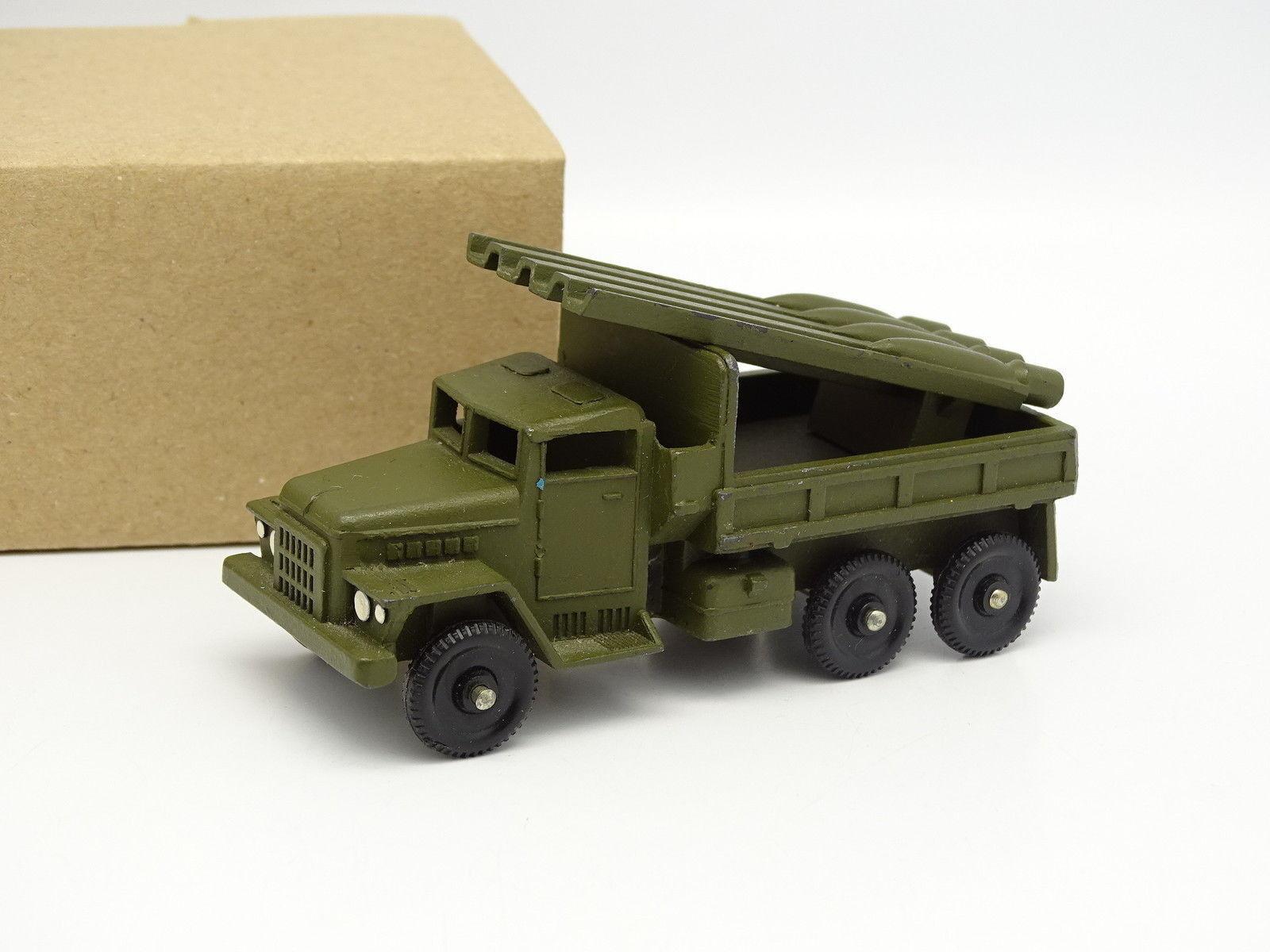 Russland SB 1 64 64 64 - Ural 375 6x6 -werfer Raketen Katiusha Militär Armee f26219