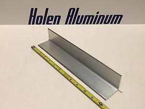 "2 Pieces 1-1//4"" X 1-1//4"" X 9"" Long Square Aluminum Bar Stock 6061-T6"